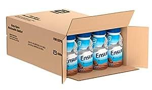 Ensure | Alimentación Especializada Líquida Para Cualquier Momento del Día | Chocolate | 237mL | 24 piezas