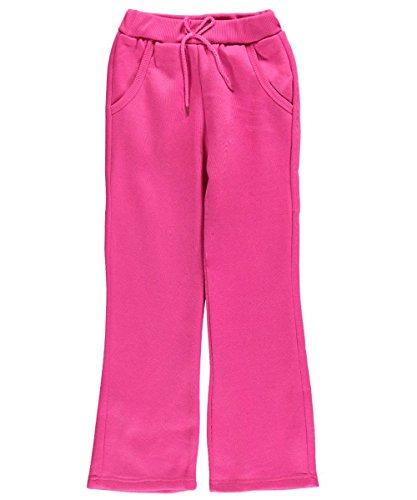 "Real Love Big Girls' ""Sport Sweet"" Sweatpants - hot pink, 14 - 16"
