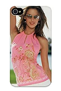 For Iphone Case, High Quality Alessandra Ambrosio For Iphone 6 4.7 Cover Cases / Nice Case For Lovers