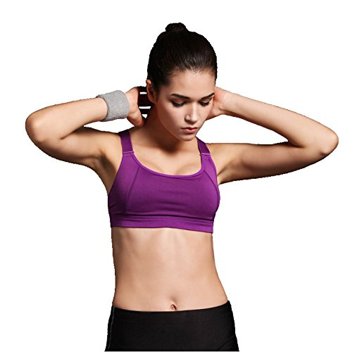 Fittin Womens Padded Sports violet product image