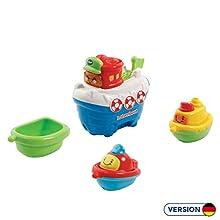 VTech Tut Tut Baby Badewelt - Lotsenboot con Freunden