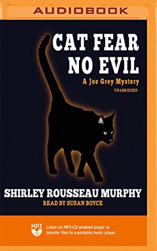 Cat Fear No Evil (The Joe Grey Mysteries)