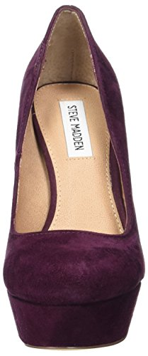 Eleganti Betty Steve Bordeaux Scarpe Donna Madden qtTTOwA