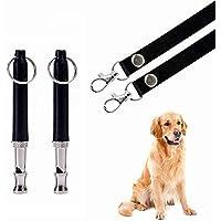 Silbato para perros Mumu para detener los ladridos, herramienta de entrenamiento ultrasónico, control silencioso de…