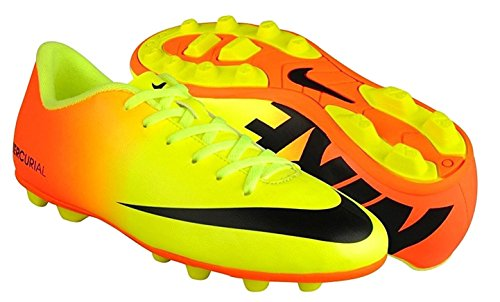 Kid 3 US 5 R Big M FG NIKE JR VORTEX MERCURIAL 573871 708 7vqO0