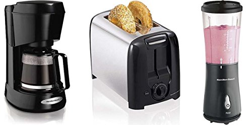 Hamilton Beach Toaster Blender 89043