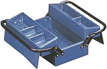 Heco M96597 - Caja herramientas metal 102.3: Amazon.es: Bricolaje ...