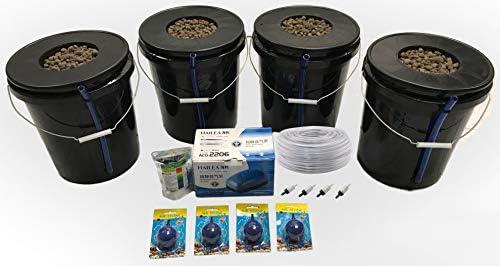 Viagrow VDIY Deep Water Hydroponic Plant System