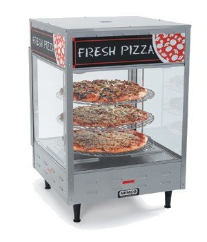 (NEMCO ROTATING PIZZA DISPLAY Model 6451)