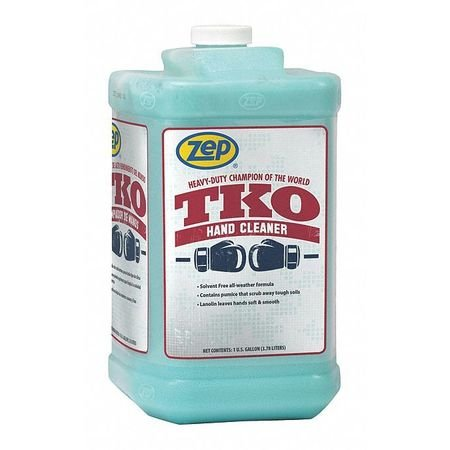 Hand Cleaner, 1 gal, Jug, Liquid, PK4