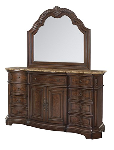 (Pulaski Edington Door Dresser (Mirror Not Included))