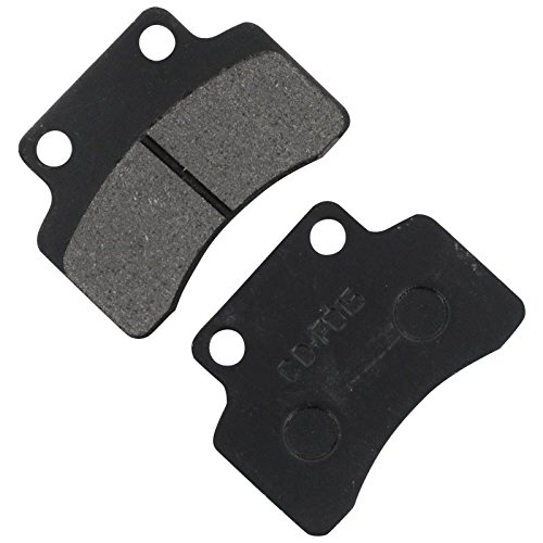 RY8 50 Bremszange vorne QT-12//SP54// JP-JR ab Bj 02 59.6x43.7x9.1mm KEEWAY Xfight-Parts Bremsbelag Satz Einkolben QJ