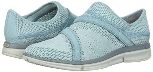 Merrell Womens/Ladies Zoe Sojourn E-Mesh Q2 Slip-on Trainers Shoes Aquifer