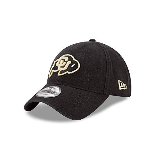 Colorado Buffaloes New Era 9Twenty Core Classic Adjustable Hat New Era Cap Buffalo