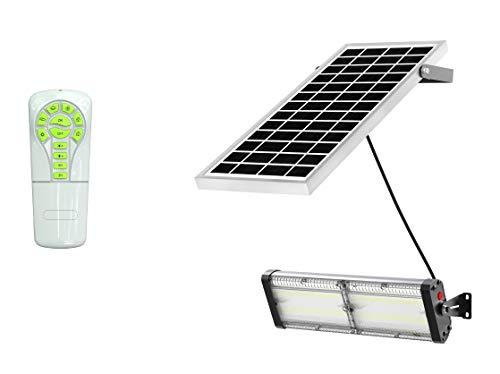 Solar LED Barn Light, 12,000mah Li-ion Battery for Outdoor/Indoor Flood Light with Remote Control, 4,000 Lumen by SPC by Tera Light - URANUS (Image #5)