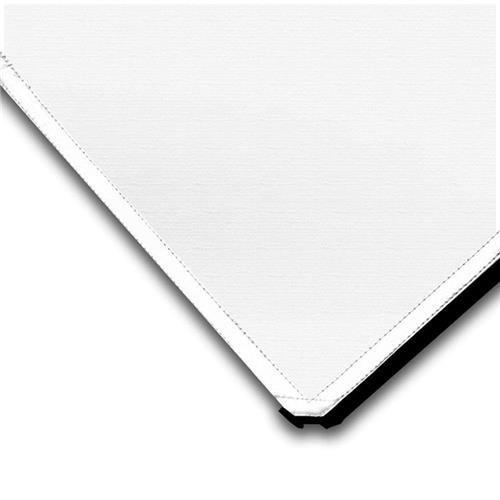 Westcott 42x72'' 1-1/4-Stop Diffusion Fabric for Scrim Jim Cine Frame, Medium, White by Westcott
