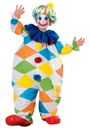Rubie's Child Inflatable Clown Costume