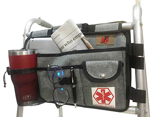 P & F Walker Bag with Cup Holder