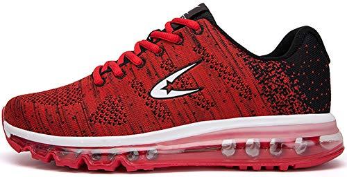 Scarpe Running Rosso Sneakers B Da Sportive Ginnastica Corsa Donna Fitness Uomo wrrX8fvq