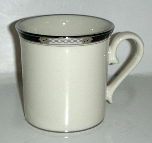 Hancock Platinum - Lenox Hancock Platinum Mug