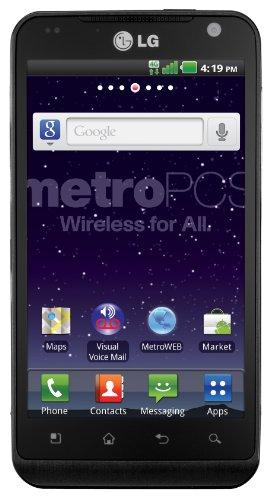 LG Esteem Prepaid Android MetroPCS