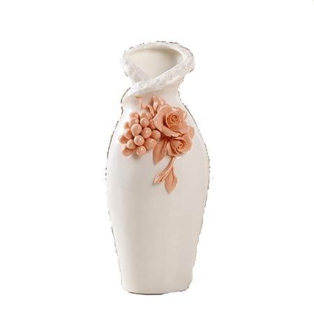 Chuangrong Florero, florero de cerámica Creativo de la Moda ...