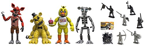 [Action Figure Five Nights at Freddy's 4 Figure Pack(1 Set), 2