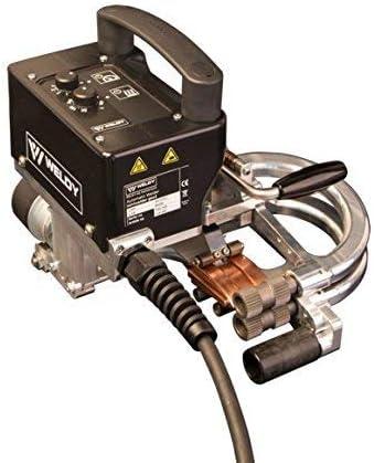 Mini–geo2plástico Membrana caliente–Máquina de soldar para soldadura de agua densas Membrana materiales