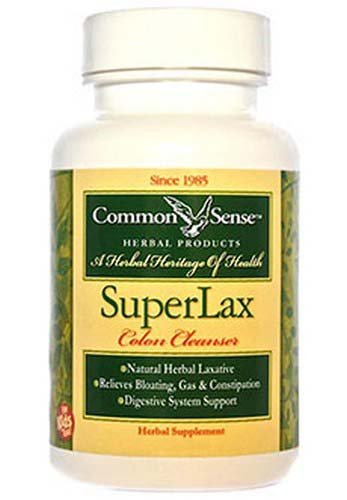 SuperLax: Colon Cleanser (120 Tablets)