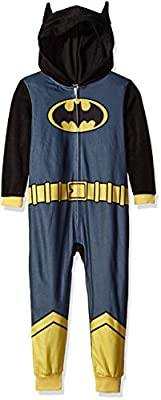 Justice League Family Sleepwear Cosplay Union Suit
