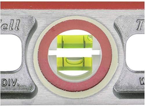 Sands Level /& Tool SL2424 24-Inch Professional Cast Aluminum Level