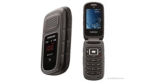 Samsung Rugby III SGH-A997- Unlocked Flip Phone (Renewed) (Samsung Iii Virgin Mobile)