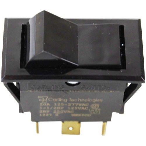 JACKSON DISHWASHER ROCKER SWITCH 5930-301-53-00, Model: 42-1028, Hardware - Mall Jackson