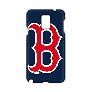 3D Case Cover boston red sox Phone Case for Samsung Galaxy Note4