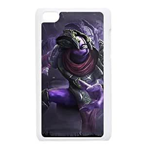 Defense Of The Ancients Dota 2 FACELESS VOID iPod Touch 4 Case White ASD3828972