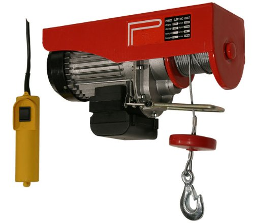 880 LB Electric Overhead Hoist Lift