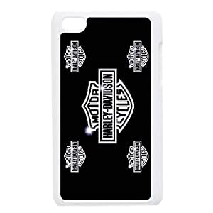 Harley Davidson For Ipod Touch 4 Cases Cover Cell Phone Cases STP362249