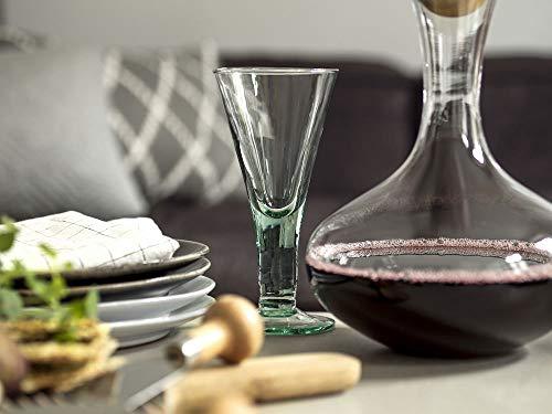 Sagaform Wine Carafe with Oak Stopper