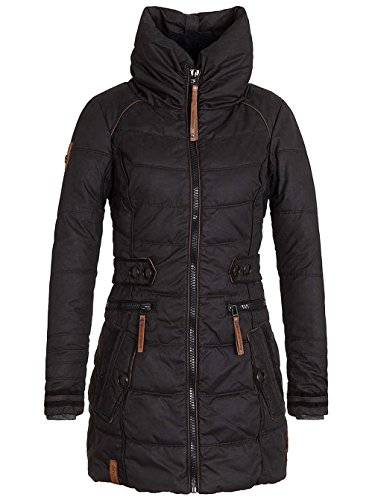 Naketano IV Women Jacket Jacket Black Knastrologin wTqHznxa06