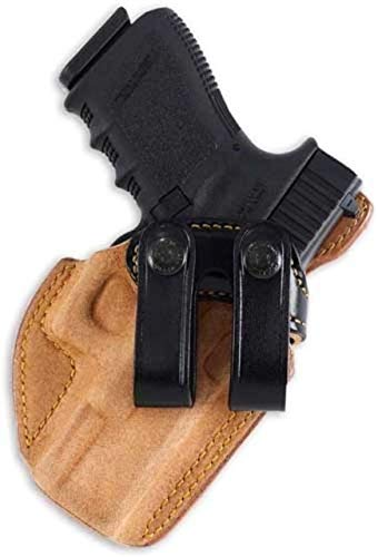 Galco Royal Guard Gen 2 Holster Right Hand Glock 43, 43X Leather Tan