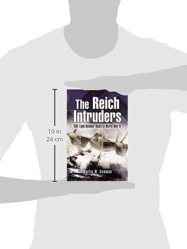 Reich Intruders: RAF Light Bomber Raids in World War II
