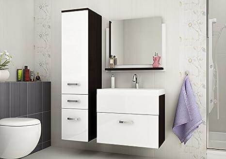 Set Da Bagno Moderno : Homedirectltd doris set mobili da bagno moderno lavello pannello