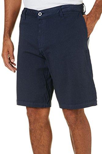 Caribbean Joe Mens Club Dye Twill Shorts 36W Military (Caribbean Club)