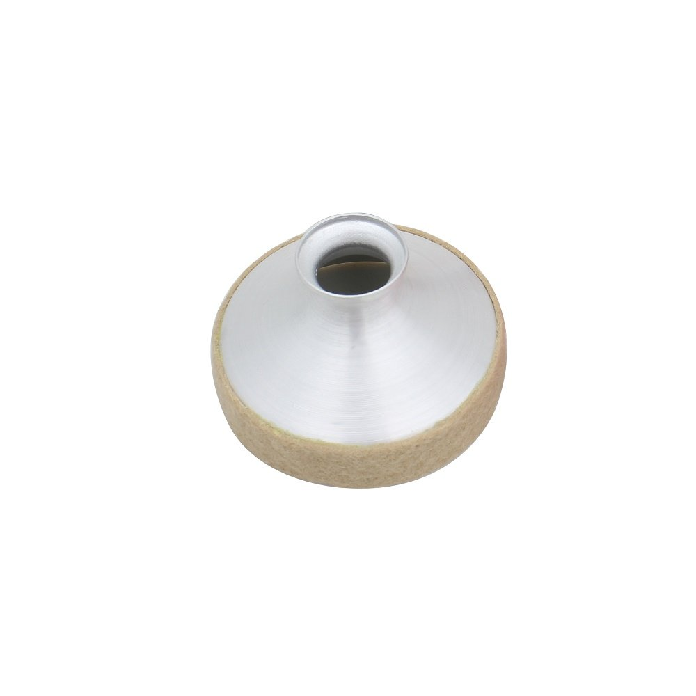 Mowind Light-weight Aluminum Mute Silencer Metal Dampener for Alto Saxophone CIT INTERNATIONAL LIMITED MW016AL FBA