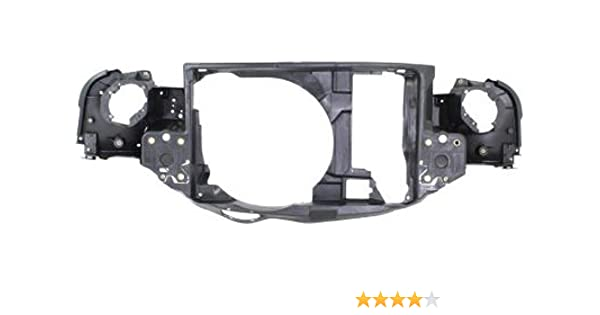 Amazon.com: Crash Parts Plus Radiator Support Front Panel Assembly for 2002-2008 Mini Cooper: Automotive