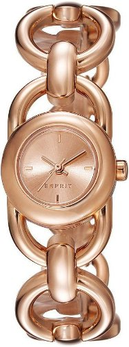 Esprit ES106802003 Ladies IP Rose Gold Lorro Watch