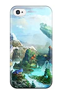 Nafeesa J. Hopkins's Shop Iphone 4/4s Case Bumper Tpu Skin Cover For Prime World Accessories
