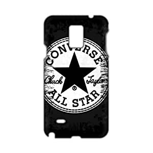 Wish-Store Converse all Star Logo (3D)Phone Case for Samsung Galaxy note4