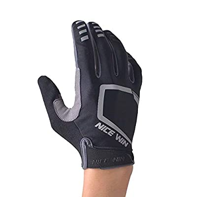 Cycling Gloves Motorcycle Bike Mountain-Padded Road Bicycle Men Women Antiskid Touch Screen