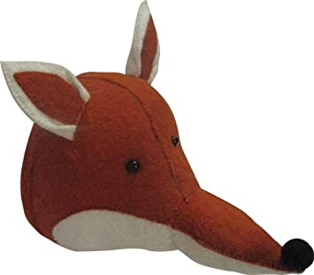 Amazon De Mr Fox Wandtattoo Wandsticker Wandaufkleber Aus Weichem